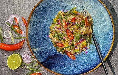 StadtGeschmack Rezept Peruanisches Ceviche mit Avocado