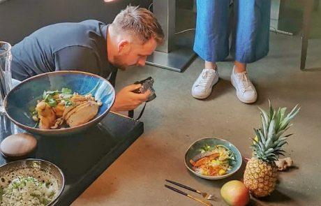 StadtGeschmack Food photography mit Lachs