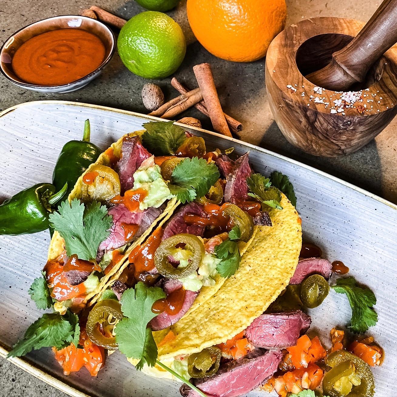 StadtGeschmack Rezept Beef Tacos mit Guacamole