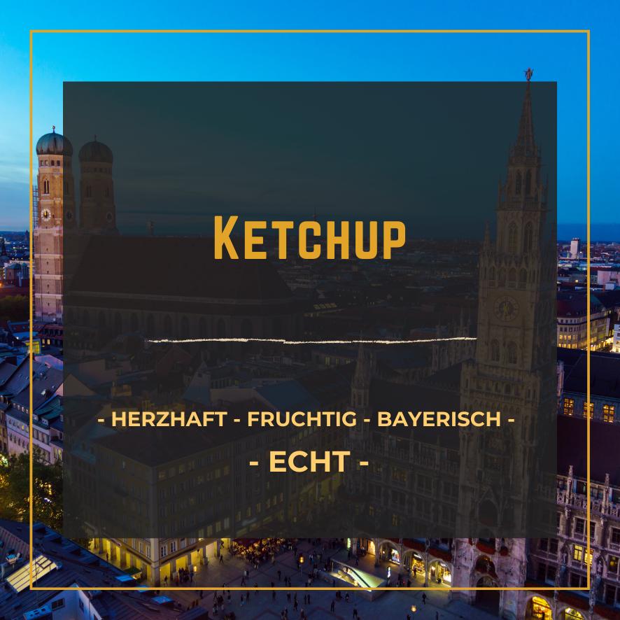 StadtGeschmack Slider Ketchup
